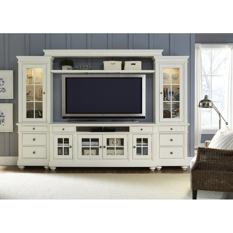 Feminine French Country Entertainment Center for TVs up to 40
