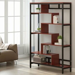 Tannen Geometric Bookcase