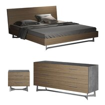 Metal Wood Bedroom Sets You Ll Love In 2021 Wayfair