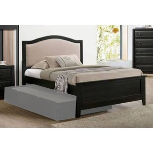 Amileigh Panel Bed with Trundle