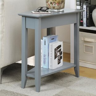 Wedge Shaped End Table Wayfair