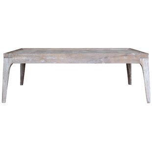 One Allium Way Lavender Coffee Table
