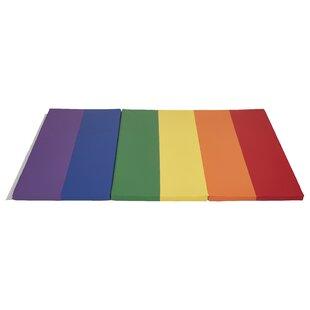 Inexpensive SoftZone® Runway Tumbling Floor Mat ByECR4kids