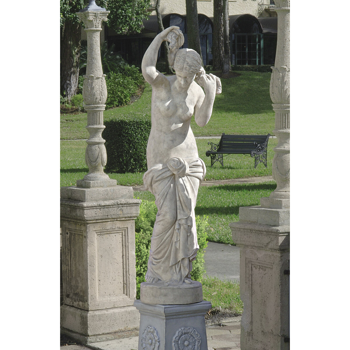 Design toscano hemera the goddess of daylight statue wayfair reheart Images