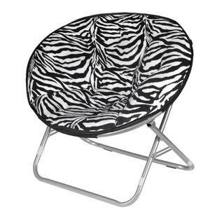 Urban Shop Zebra Faux Fur ..