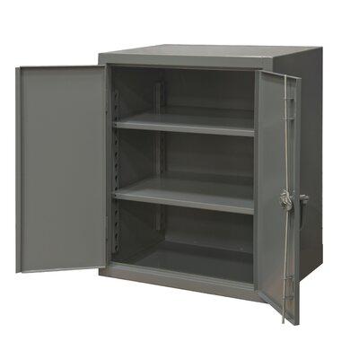 42 H X 36 W X 20 D Counter Top Storage Cabinet Durham Manufacturing