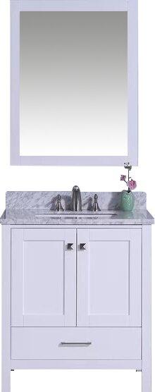 Legion Furniture 31 Single Bathroom Vanity Set With Mirror Perigold