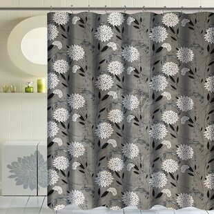 Affordable Lonon Shower Curtain By Winston Porter