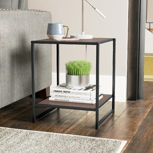 Avey End Table by Mercury Row