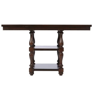 Lanesboro Counter Height Dining Table Three Posts
