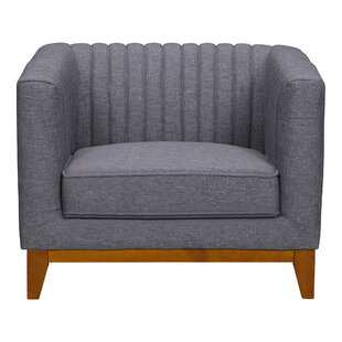 George Oliver Bale Mid Century Armchair
