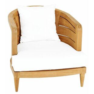 OASIQ Limited Teak Patio chair with Cushi..