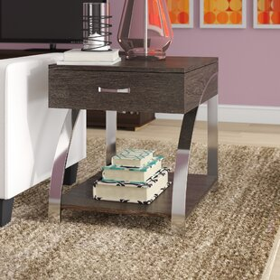 Top Reviews Tyler End Table By Wade Logan