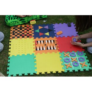 5 In 1 Garden Games Compendium By Freeport Park