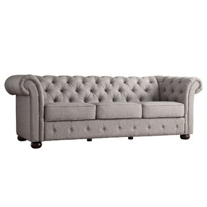 Jorgen Tufted Chesterfield Sofa