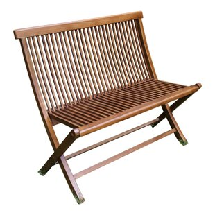 Burnham Patio Teak Garden Bench