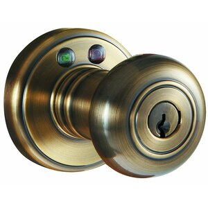 Keyed Door Knob