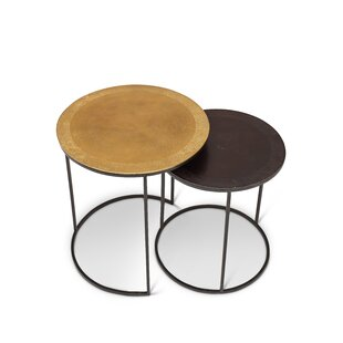 Duluth 2 Piece Nesting Tables