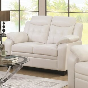 Mulcahy Transitional Loveseat