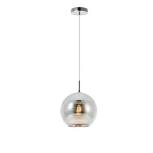 Read Reviews Reflection 1-Light Pendant By Living District