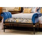 Danville Upholstered Bench by Everly Quinn