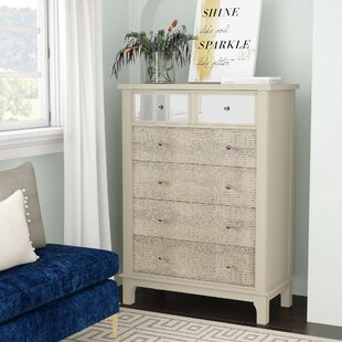 Budget Clementina 6 Drawer Chest by Willa Arlo Interiors