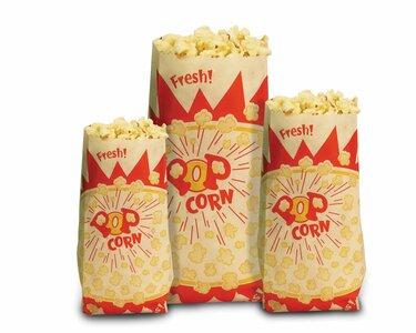 Paragon International Paragon International Paper Popcorn Bag
