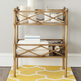 Jamese Etagere Bookcase by Safavieh