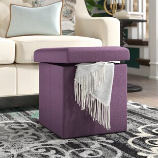 Benton Storage Ottoman by Turn..