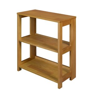 Best Reviews Belue 28 High Folding Standard Bookcase By Rebrilliant