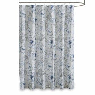 Randy Printed Single Shower Curtain