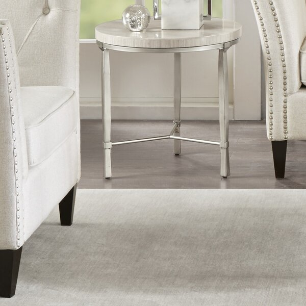 Round Marble Accent Table Wayfair