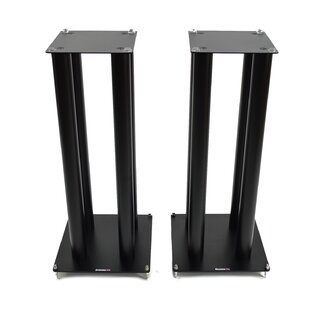 31cm Fixed Height Speaker Stand By Symple Stuff