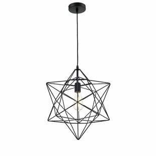 Modern contemporary moravian star pendant light allmodern star gift 1 light foyer pendant aloadofball Image collections