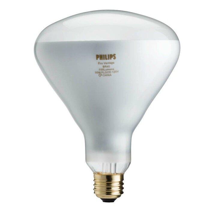 65W E26 Dimmable Halogen Light Bulb