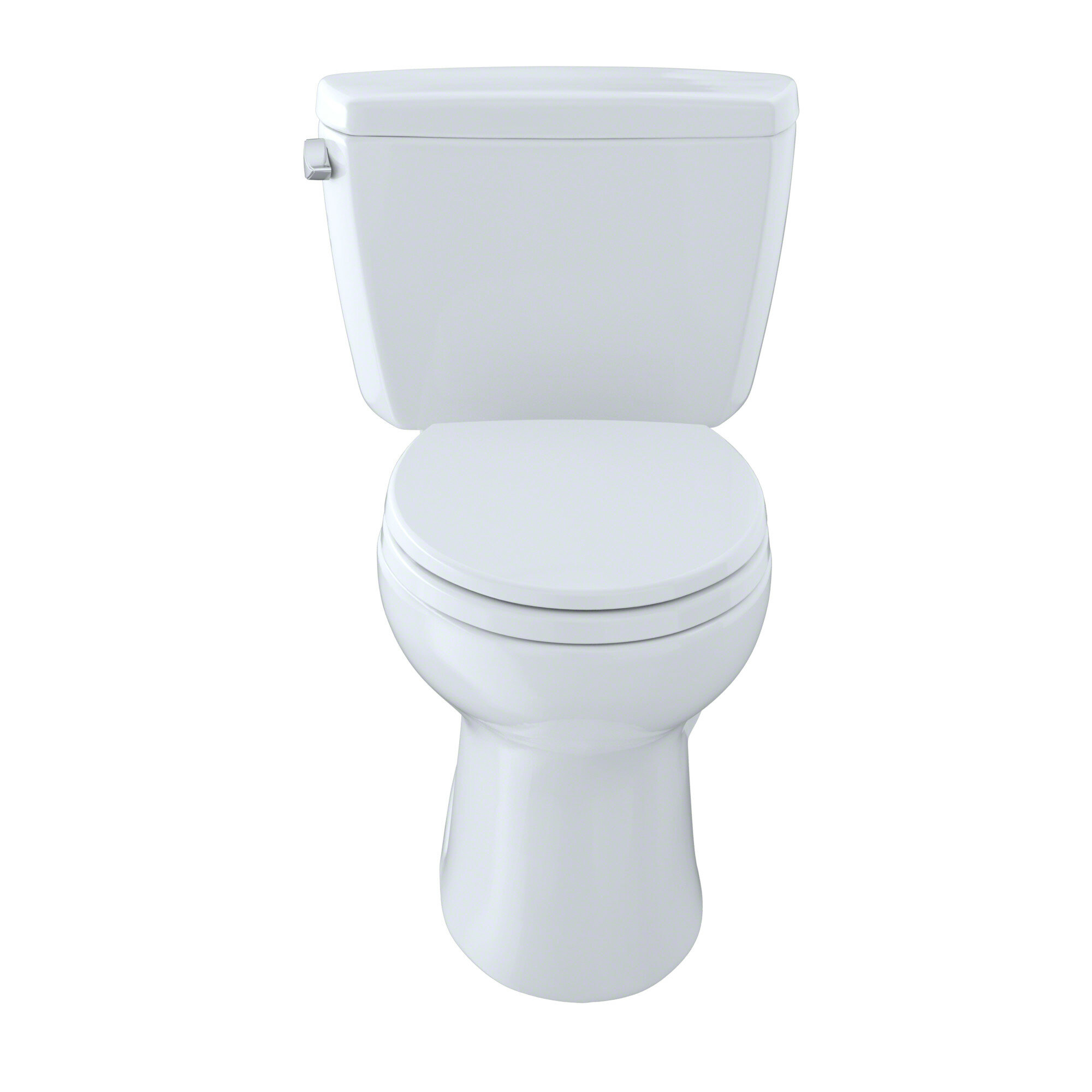 Outstanding Drake Eco 1 28 Gpf Water Efficient Elongated Two Piece Toilet With High Efficiency Flush Seat Not Included Ocoug Best Dining Table And Chair Ideas Images Ocougorg