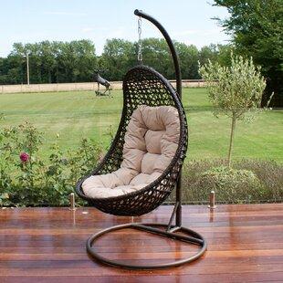 Malibu Hanging Chair With Stand Image