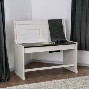Savanna Storage Bench