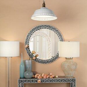 Saver Round Bathroom Vanity Wall Mirror