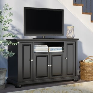 Llanas Cedarwood TV Stand for TVs up to 50
