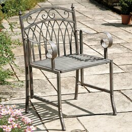 Great Metal Dining Chairs Good Looking