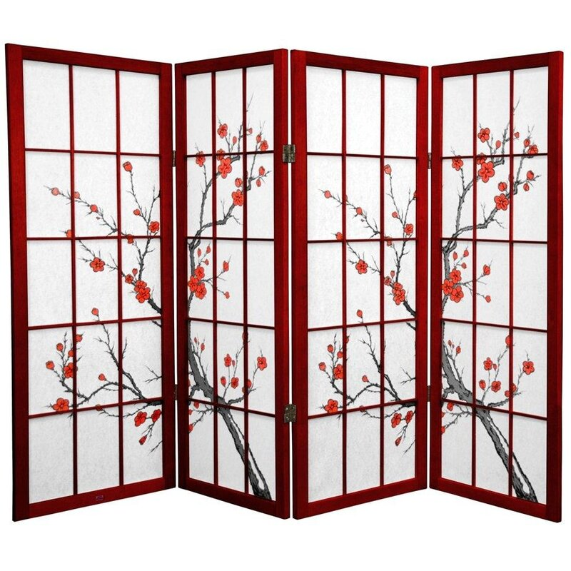Bloomsbury Market Rothman Shoji Room Divider Reviews Wayfair