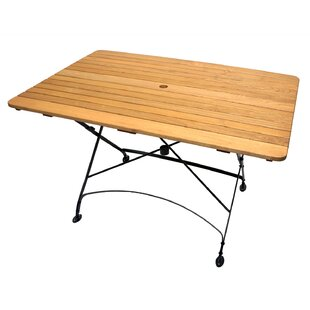 Dowe Folding Solid Wood Dining..