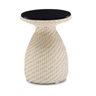 Circle Glass Side Table by 100 Essentials