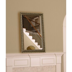 Best Cambria Antique Silver Wall Mirror By Hitchcock Butterfield Company
