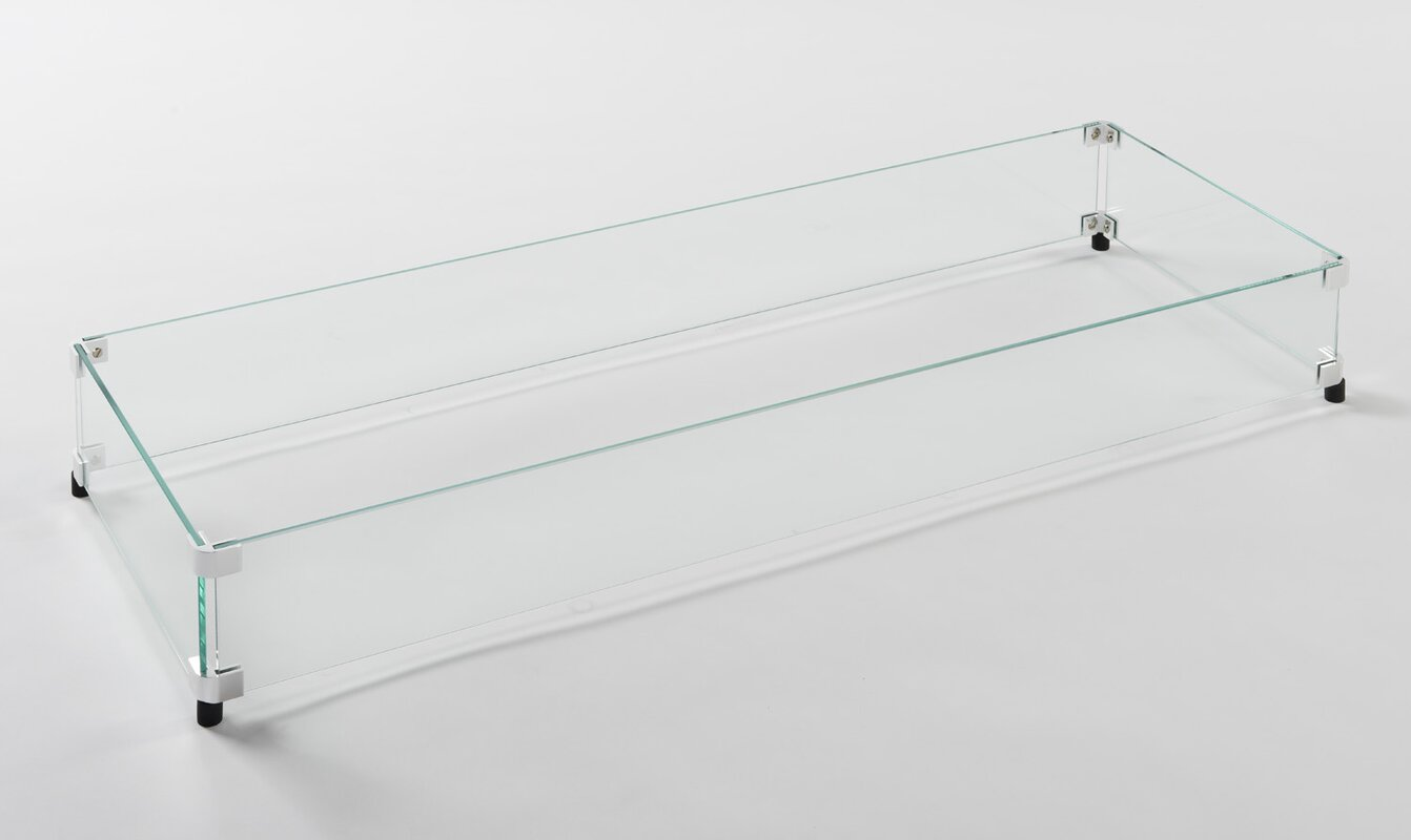 Glass Guard Fencing for CF-1264 Burner