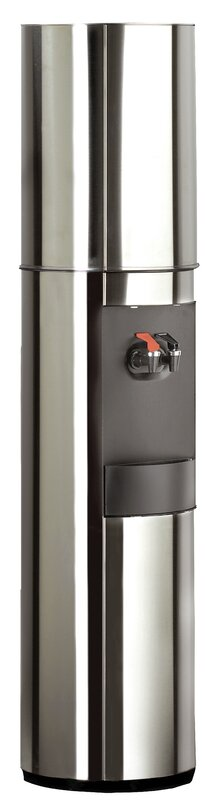 S2 Stainless Steel Free-Standing Hot and Cold Electric Water Cooler