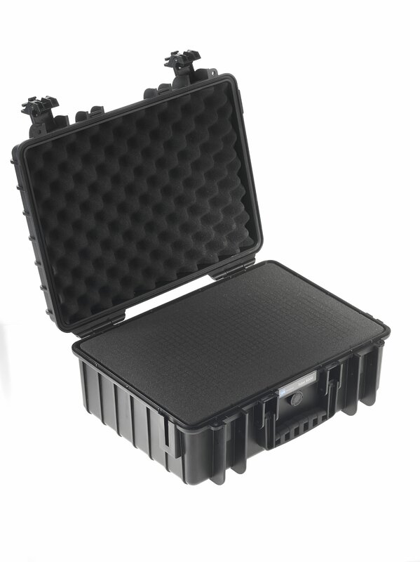 Type 5000 Outdoor Case with SI Foam