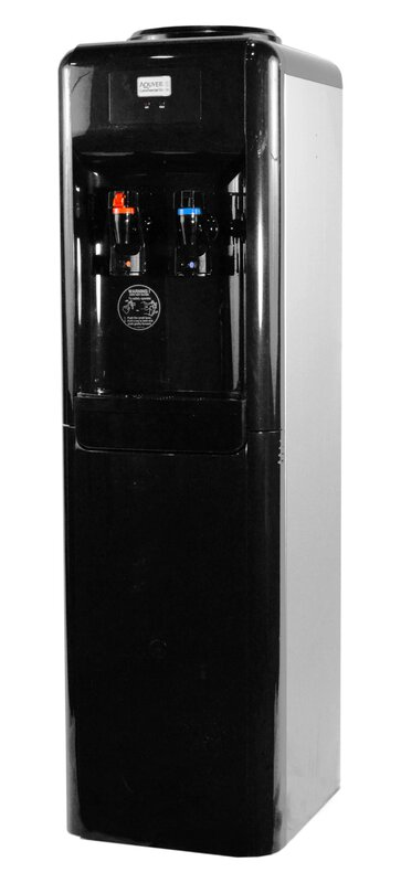 Aquverse Free-Standing Hot and Cold Electric Water Cooler