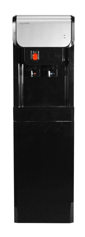 Aquverse Bottleless Free-Standing Hot and Cold Electric Water Cooler